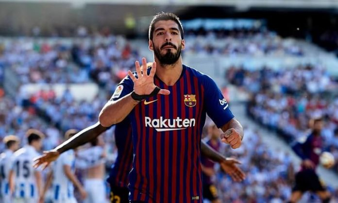 Real Sociedad 1-2 Barcelona Jornada 4
