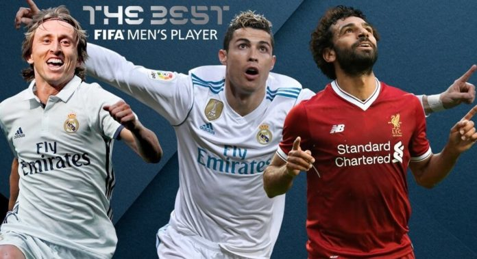 finalistas FIFA The Best 2018