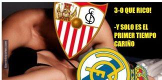 Memes Sevilla-Real Madrid 2018