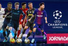 Partidos Jornada 4 Champions 2018