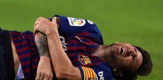Barcelona 4-2 Sevilla Jornada 9