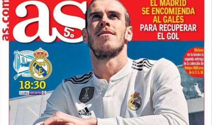 Alarma Real Madrid