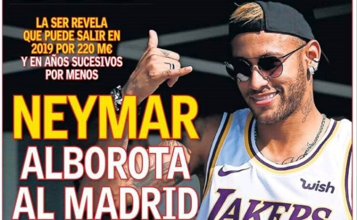 Las Portadas Deportivas 19/10/2018