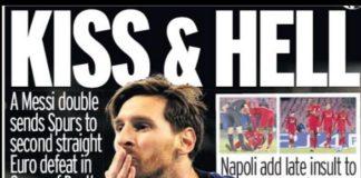 La Prensa Mundial a los pies de Leo Messi
