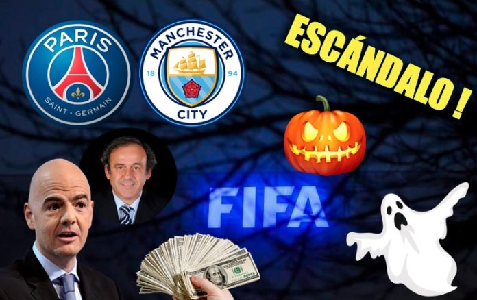 Football Leaks Escandalo
