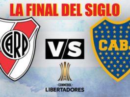 River-Boca Horario Final Libertadores