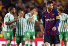 El Betis asalta el Camp Nou