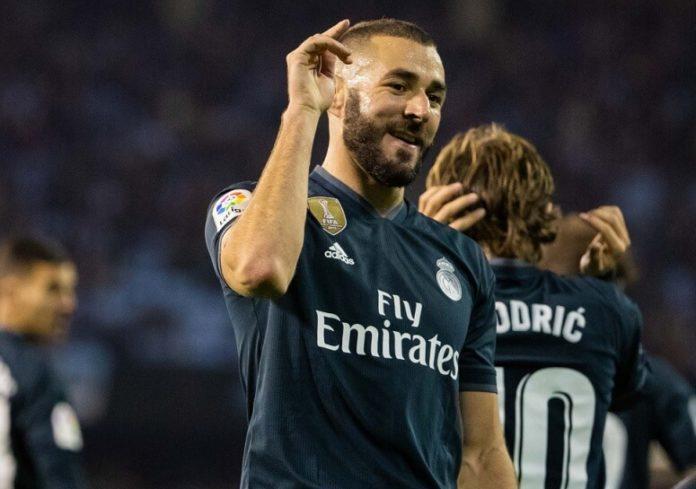 Celta 2-4 Real Madrid Jornada 12