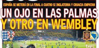 Portadas Deportivas 18/11/2018