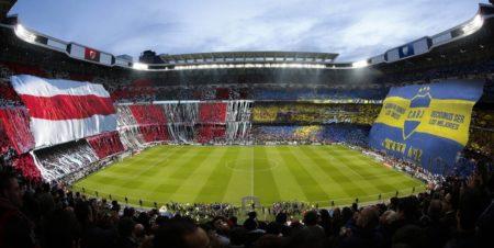 River-Boca en el Bernabéu el domingo 9 de diciembre