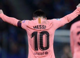 Espanyol 0-4 Barcelona Jornada 15
