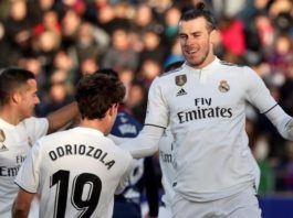 Huesca 0-1 Real Madrid Jornada 15