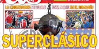 Portadas Deportivas 9/12/2018
