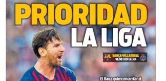 Las Portadas Deportivas 2/12/2018