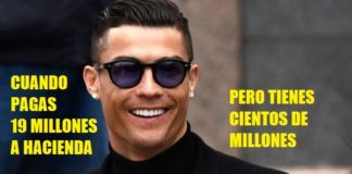 Memes Cristiano Ronaldo Hacienda
