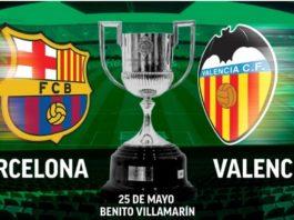 Barcelona Valencia Final Copa del Rey 2019