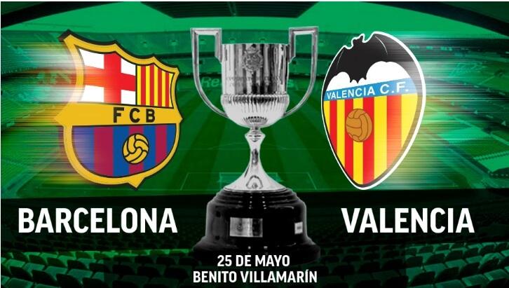 Calendario Coppa Del Re.Calendario Copa Del Rey 2018 2019 Final Barca Valencia