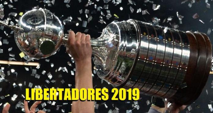 Calendario Copa Libertadores 2019