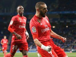 Espanyol 2-4 Real Madrid Jornada 21
