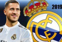 Eden Hazard y el sueño de jugar en el Real Madrid