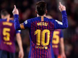 Messi llega a los 400 goles en Liga