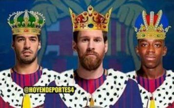 Memes del Getafe-Barcelona 2019