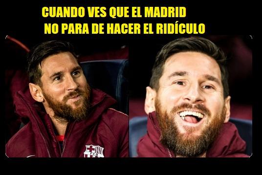 Memes Real Madrid-Real Sociedad 2019