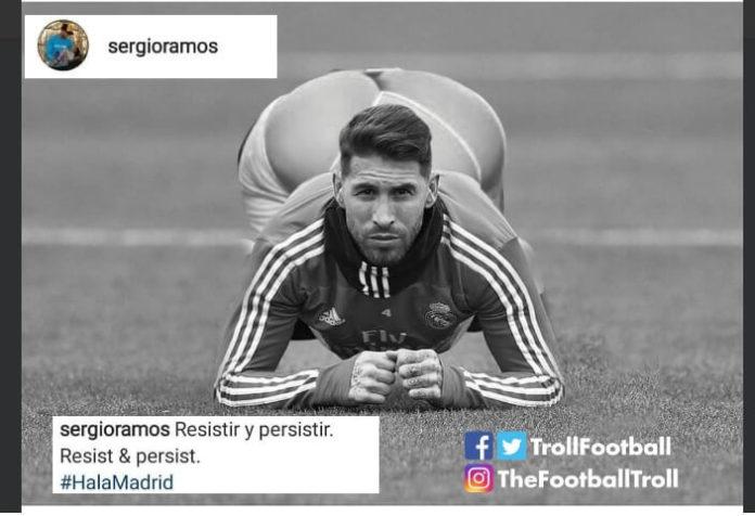 Memes del Real Madrid-Sevilla 2019