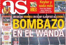 Portadas Deportivas 17/01/2019