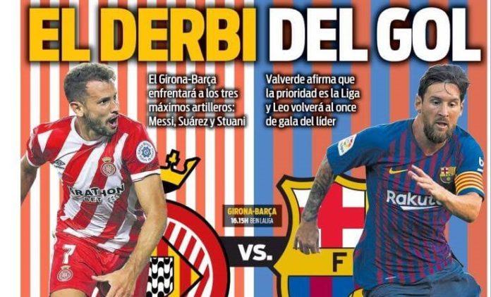 Portadas Deportivas 27/01/2019