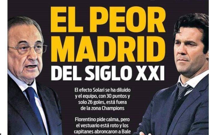 Las Portadas Deportivas 8/01/2019