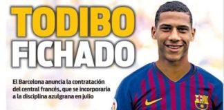 Portadas Deportivas 9/01/2019