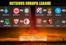 Octavos Europa League 2019