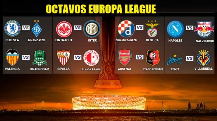 Octavos Europa League 2019