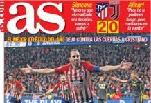 Portadas Deportivas 21/02/2019