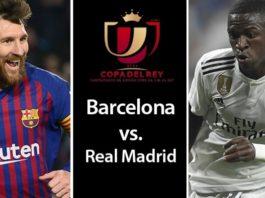 Barça-Madrid Copa del Rey 2019