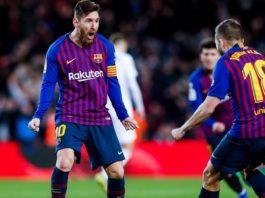 El Barça empata 2-2 con el Valencia