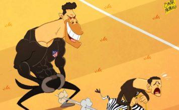 Memes Atlético Madrid-Juventus 2019
