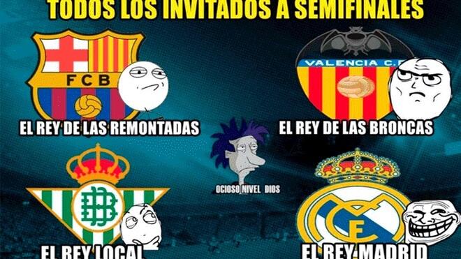 Memes Sorteo Semis Copa 2019