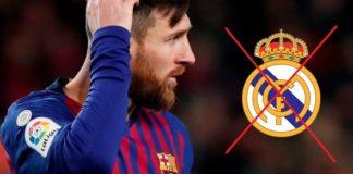 Leo Messi es duda para el Clásico