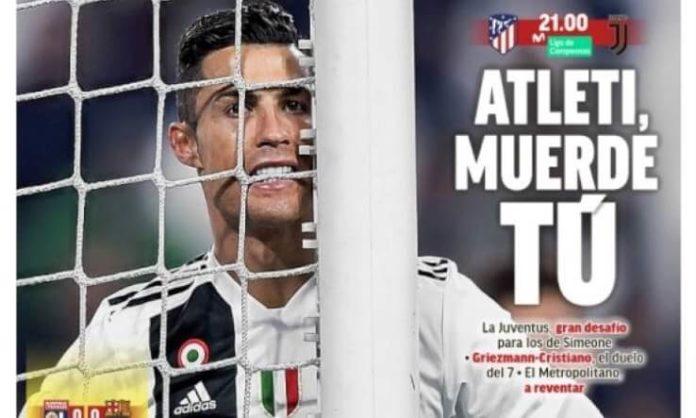 Las Portadas Deportivas 20/02/2019