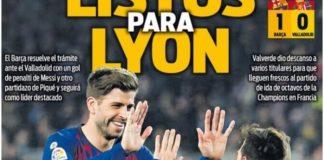 Las Portadas Deportivas 17/02/2019