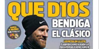 Portadas Deportivas 6/02/2019
