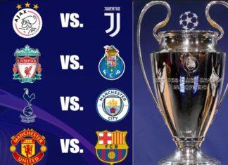 Cuartos Champions 2019