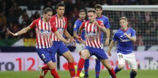 El Atlético de Madrid defiende el segundo lugar en Mendizorroza