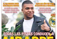Portadas Deportivas 22/03/2019