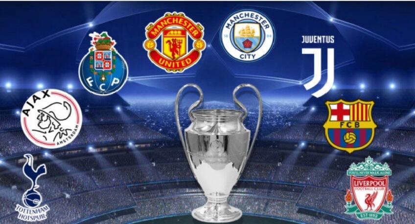 Sorteo Cuartos Champions League 2019 | Horarios y TV