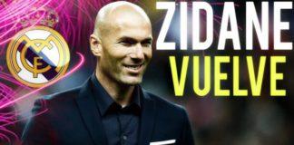 Oficial: Zidane vuelve al Real Madrid