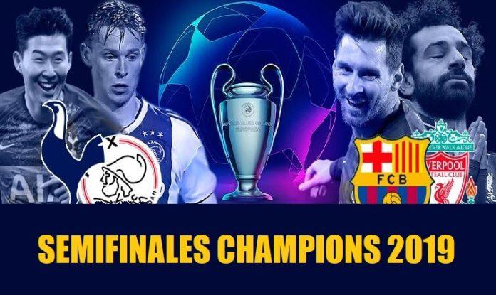Semifinales Champions 2019