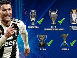 Memes Cristiano Ronaldo Campeón Juventus